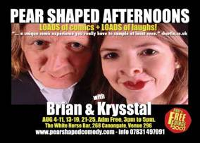 Brian & Krysstal - Pear Shaped Afternoons 2007